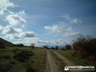 Senderismo Sierra del rincón; clubs de montaña madrid; grupos montaña madrid